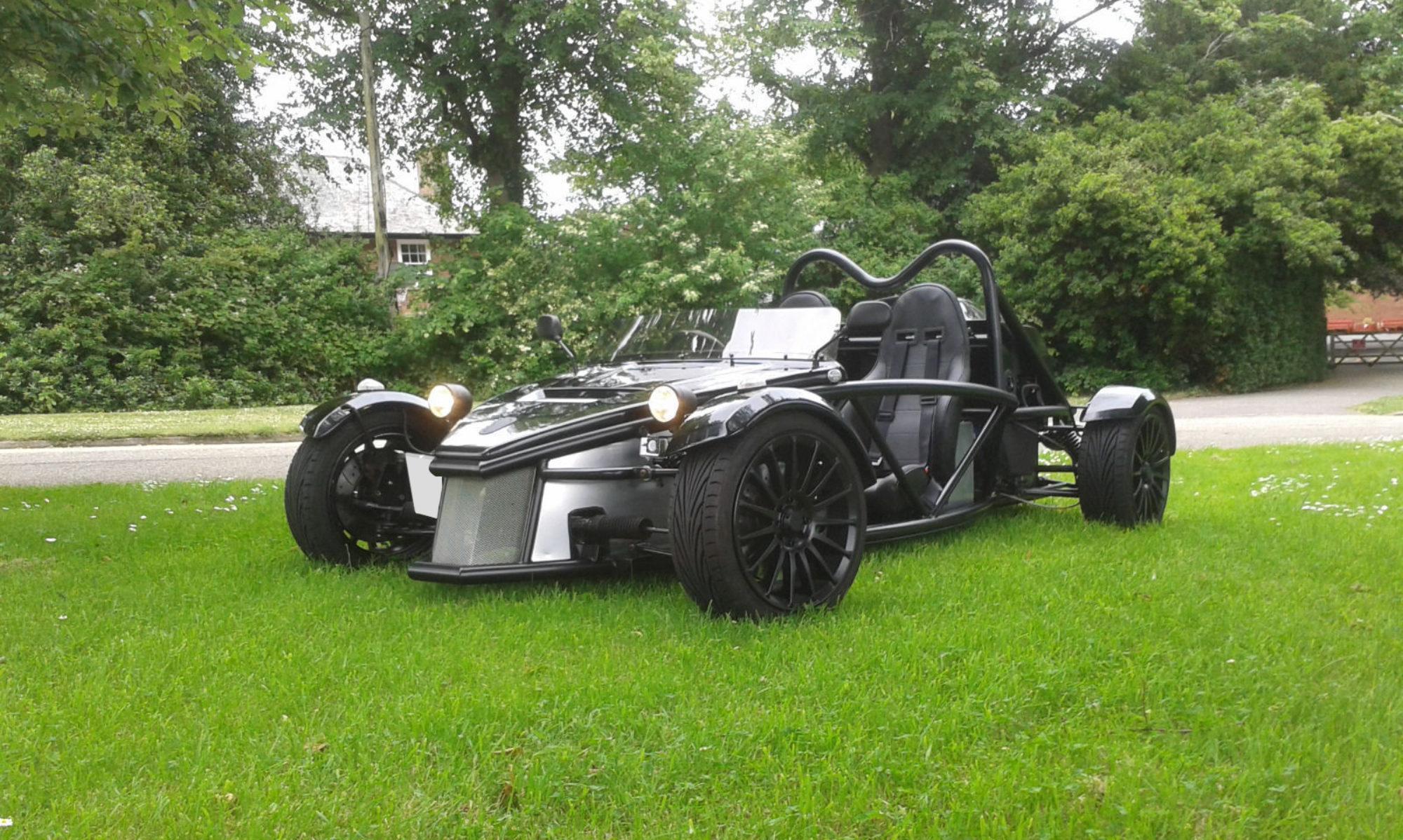 Zero kit cars